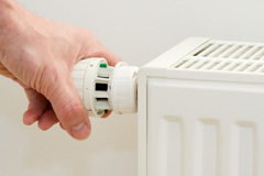 Wellington central heating installation costs